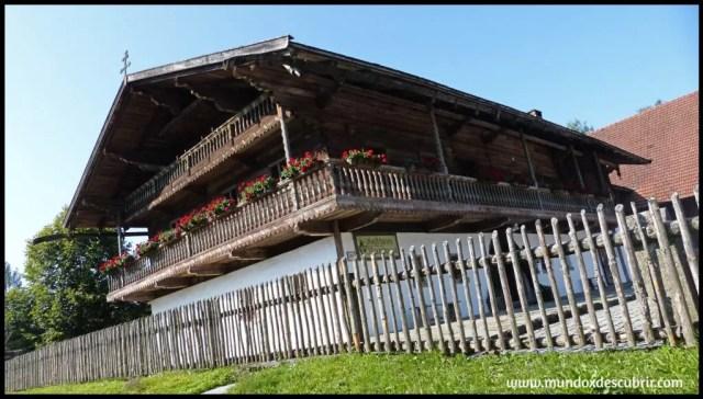 ecomuseo - granja tradicional alemania