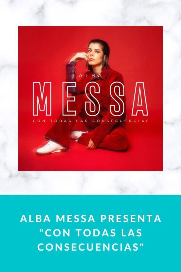 Alba Messa presenta «Con Todas Las Consecuencias»
