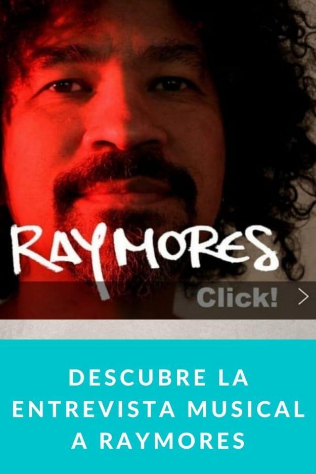 Descubre la entrevista musical a Raymores