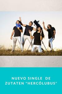 "Nuevo single  de Zutaten ""Hercólubus"""