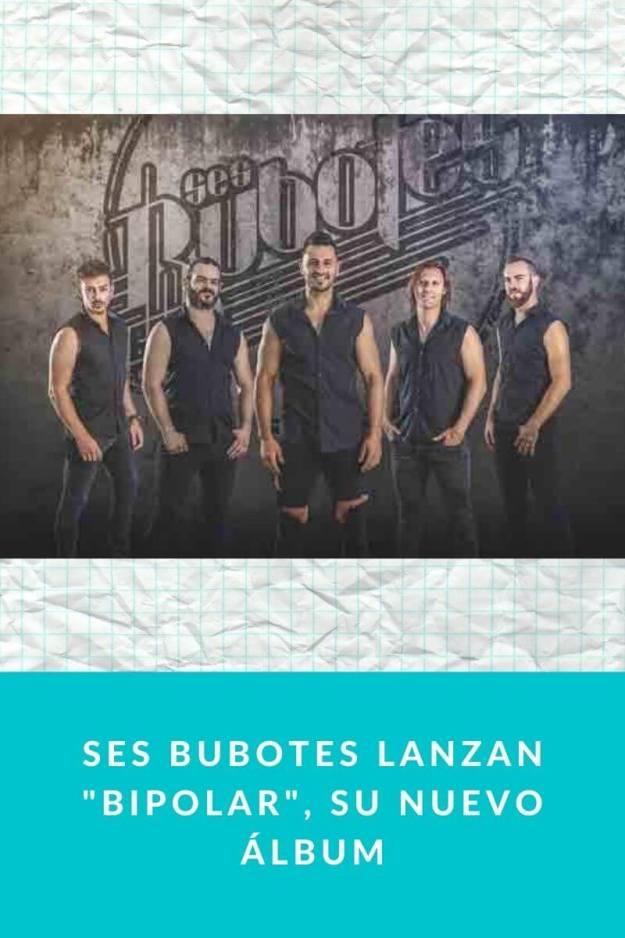 Ses Bubotes lanzan «Bipolar», su nuevo álbum