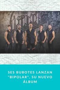 """Ses Bubotes lanzan """"Bipolar"""", su nuevo álbum"""