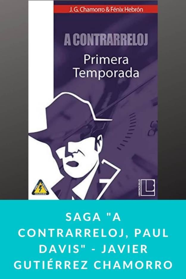 Saga «A contrarreloj, Paul Davis» – Nikkho