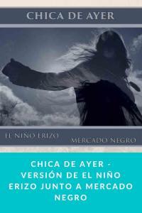 Chica de Ayer - versión de El Niño Erizo junto a Mercado Negro