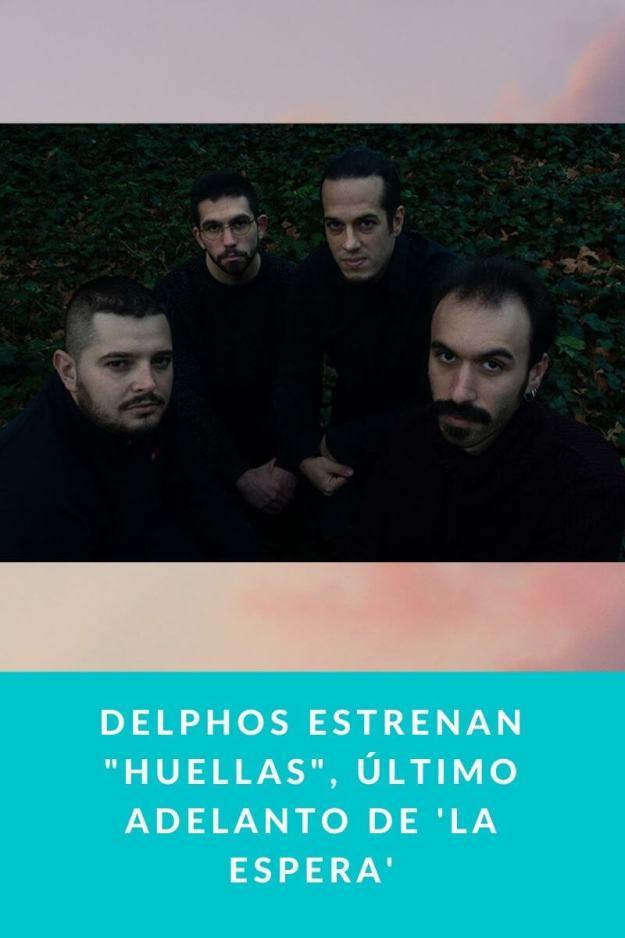 Delphos estrenan «Huellas», último adelanto de 'La Espera'