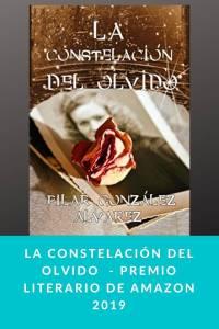 La constelación del olvido de Pilar González - Premio literario de Amazon 2019