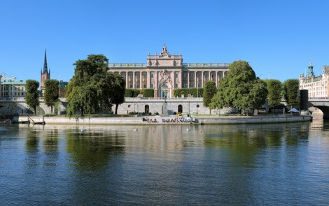 Riksdag hearing on financial stability