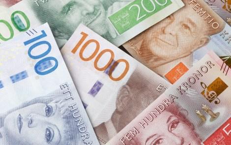 Stockholm's economic confidence collapsing