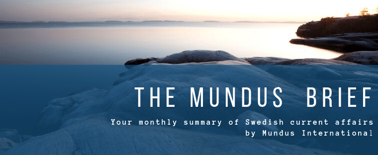 Mundus Brief – October 2019 in review