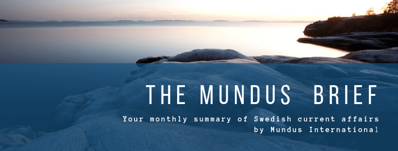 Mundus Brief – September in review