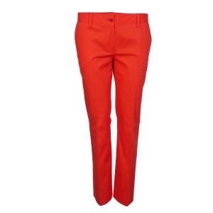 Kiton Damen Hose Orange Luxuse