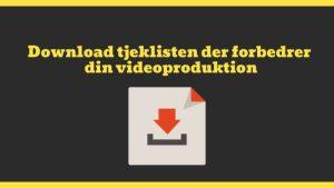 videoproduktion annoncering