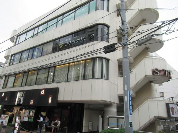 ゴリラクリニック横浜院!3階にあります