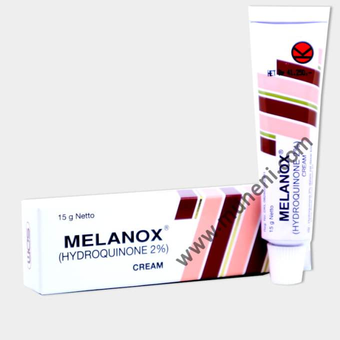 melanox hydroquinone 2 cream