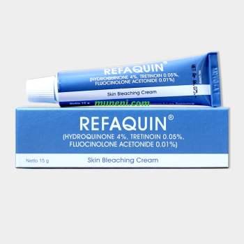 Refaquin Hydroquinone 4% Tretinoin Fluocinolone