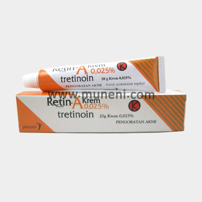 Retin A 0.025