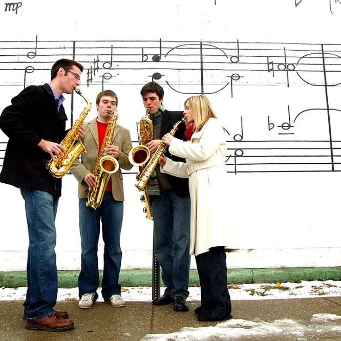 The Zzyzx Quartet to Perform January 29