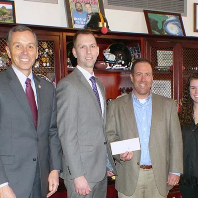 PSECU Increases Scholarship Support Fund for MU Students