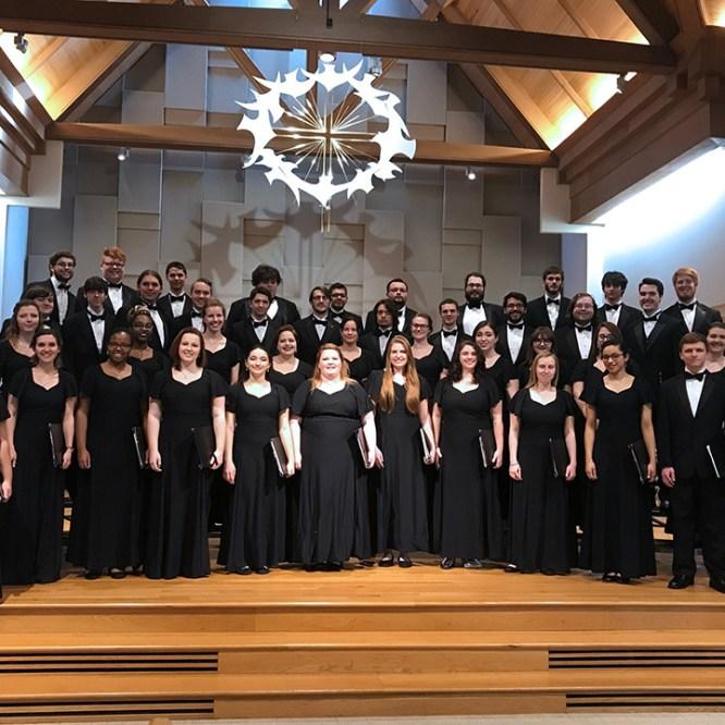Concert Choir to Preview European Tour Program