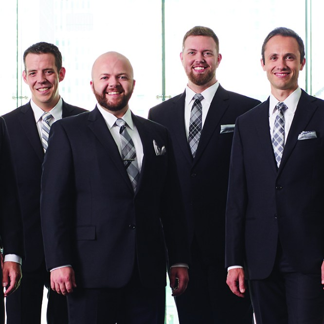 Cantus to Perform in Concert October 27