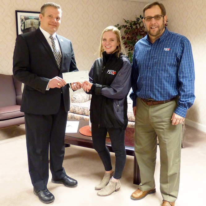 PSECU Adds to Scholarship Support for Mansfield Students