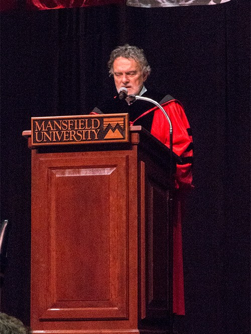 Convocation starts the 161st Academic Year at Mansfield
