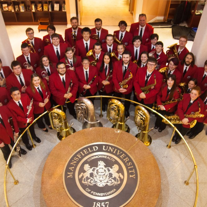 Mountaineer Brass Band to Perform Veterans Day Concert