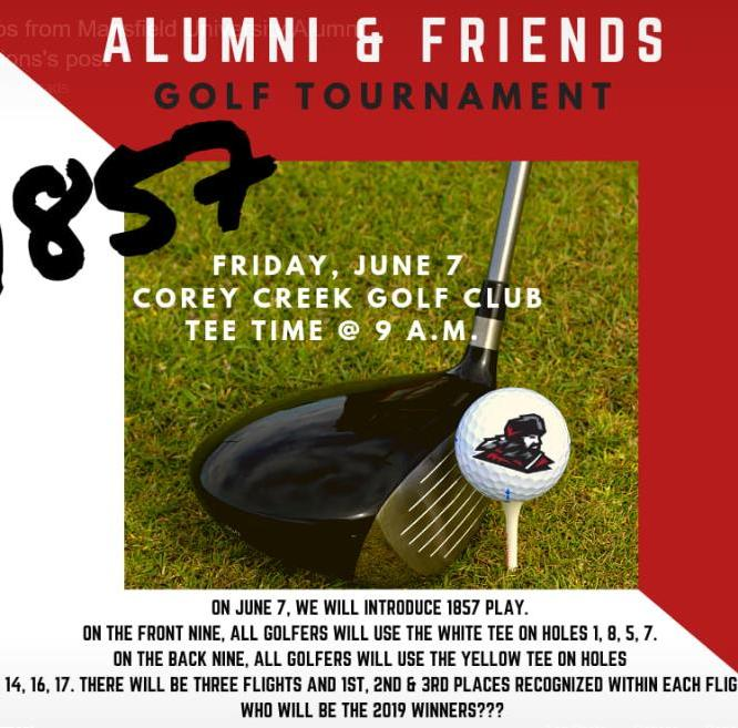 Alumni & Friends Golf Tournament exceeds goal