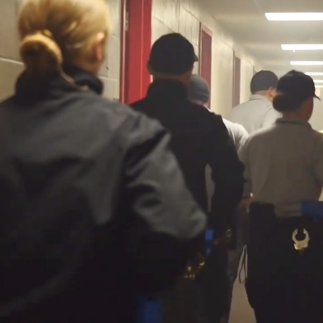 Mansfield University Nursing Program and Police Academy conduct first-of-its-kind assailant simulation