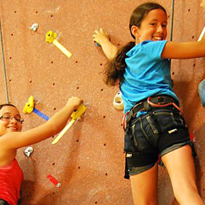 Kelchner Fitness Center to hold Community Climbing Day on Feb. 1