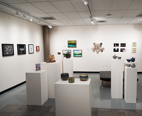 Mansfield University Loomis Gallery hosts Faculty Show