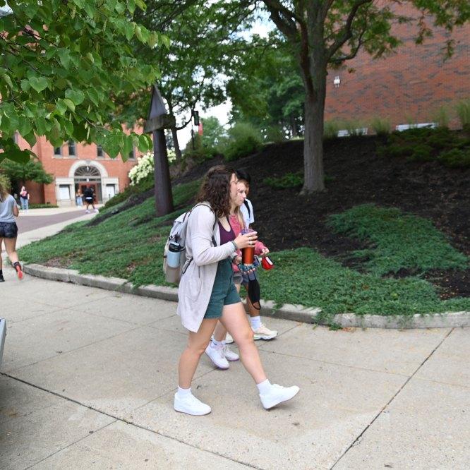 Mansfield University begins 164th academic year