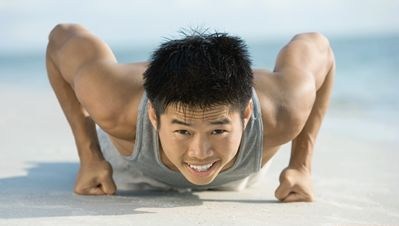 push-up-with-body-weight-at-beach.JPG