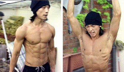 Rain-Shirtless-Showing-6-Pack-Abs.jpg