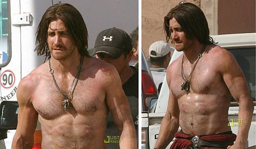 Jake Gyllenhaal's Workout For The Prince Of Persia by ...