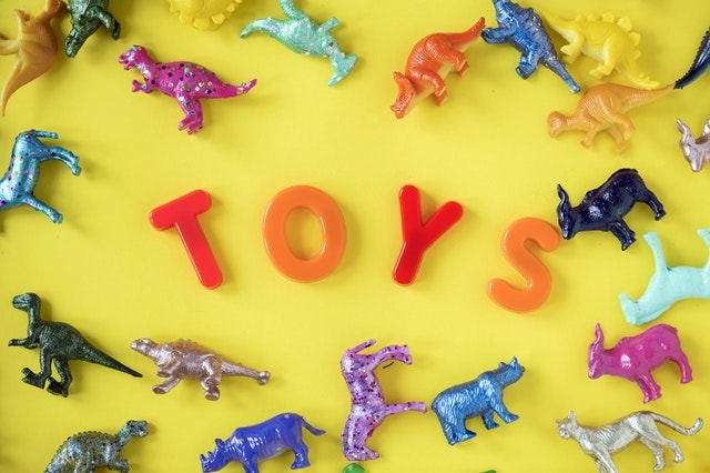 zabawki przyjazne dziecku