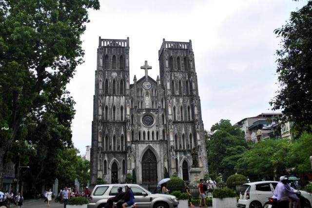 Notre Dame de Hanoi