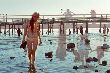 Munich Artists Sam Malviya - Day 6 - Beach