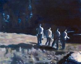 Munich Artists Michaela Wuehr - All States -420Euro - 30cmx24cm