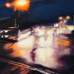 Michaela Wuehr- Babylon - 640Euro - 30x30cm