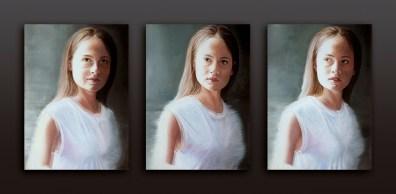 Michaela Wuehr - Uma - Ruth - Lera -2016 Absolute Truth Installation