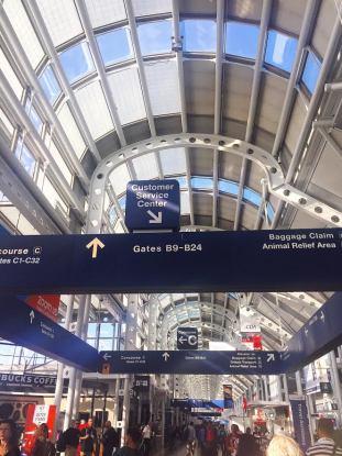 o'hare international terminal