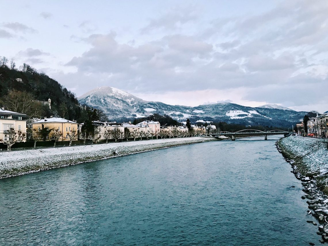 1 day in salzburg austria river