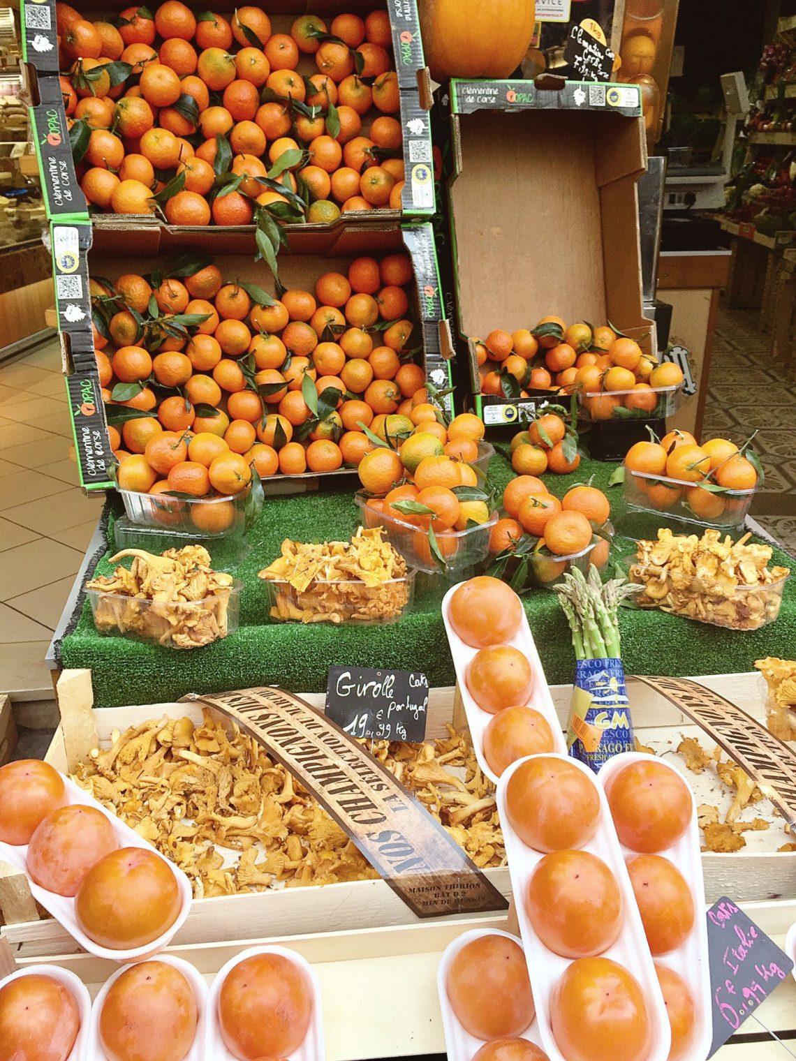 le marais paris france market