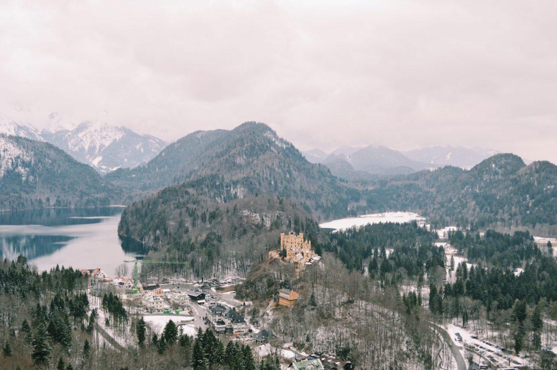 Alpsee and Hohenschwangau