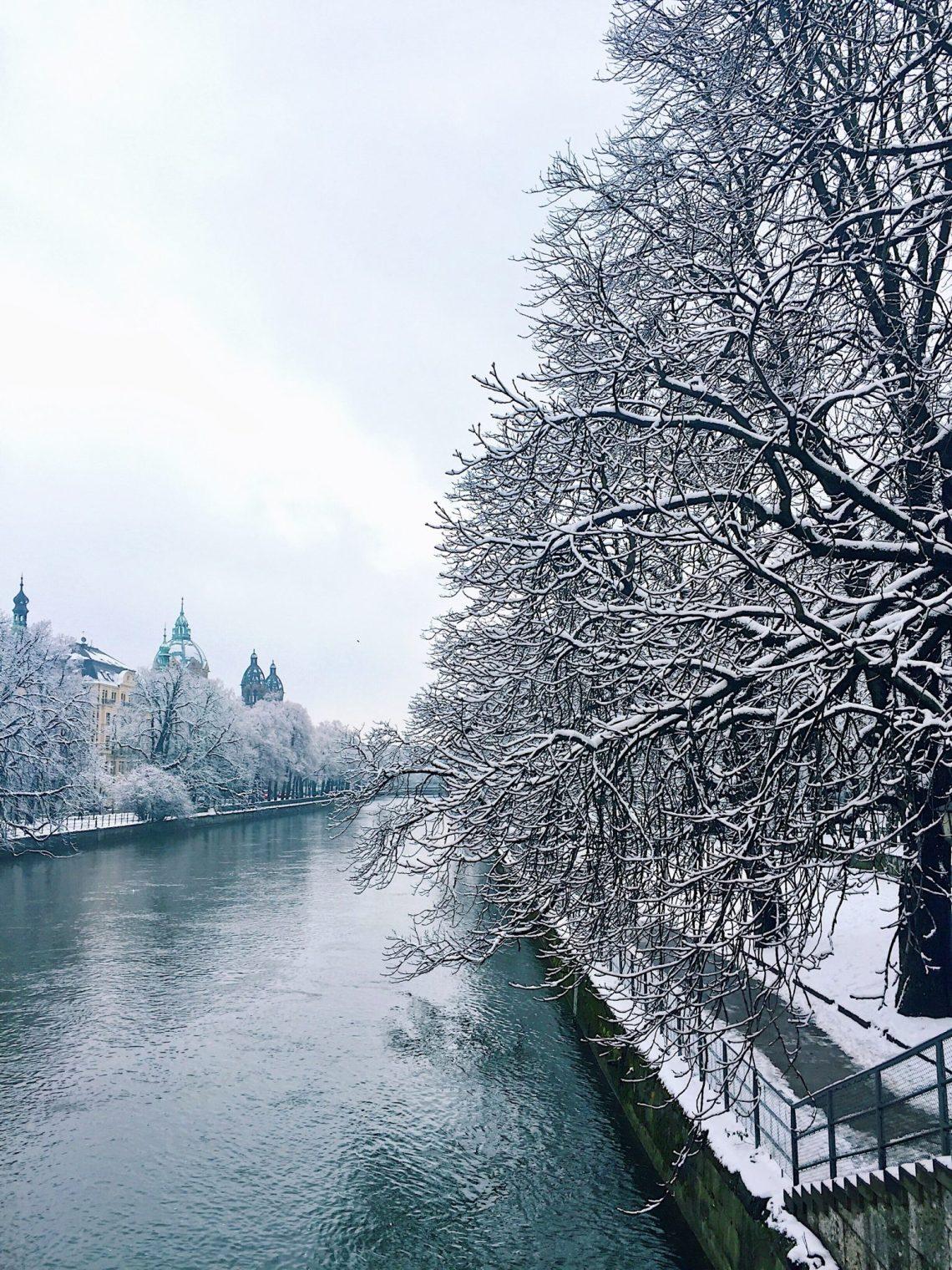 Winter in Munich