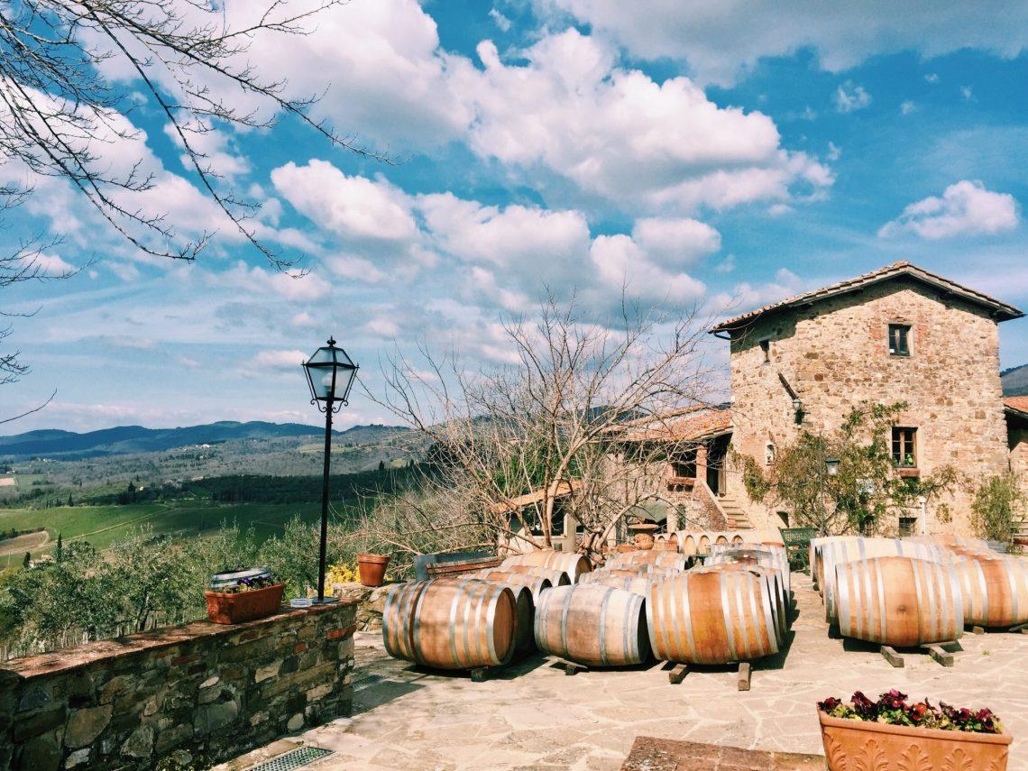 Casaloste in Chianti Italy