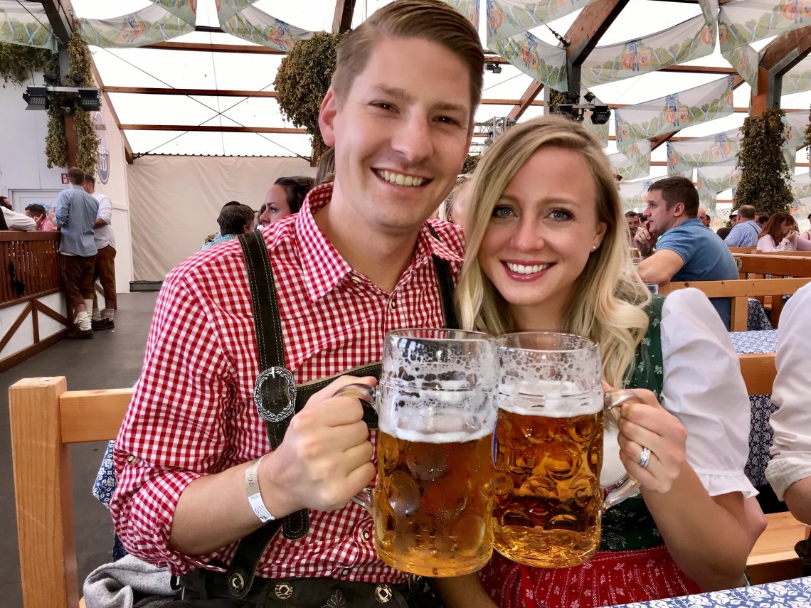 Oktoberfest in Munich, Germany 15-10-2018-20-42-02