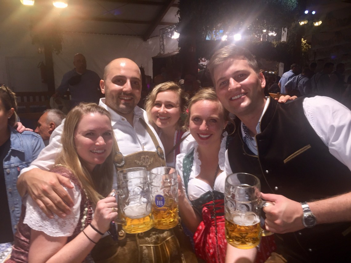 Oktoberfest in Munich, Germany 24-09-2018-23-16-30