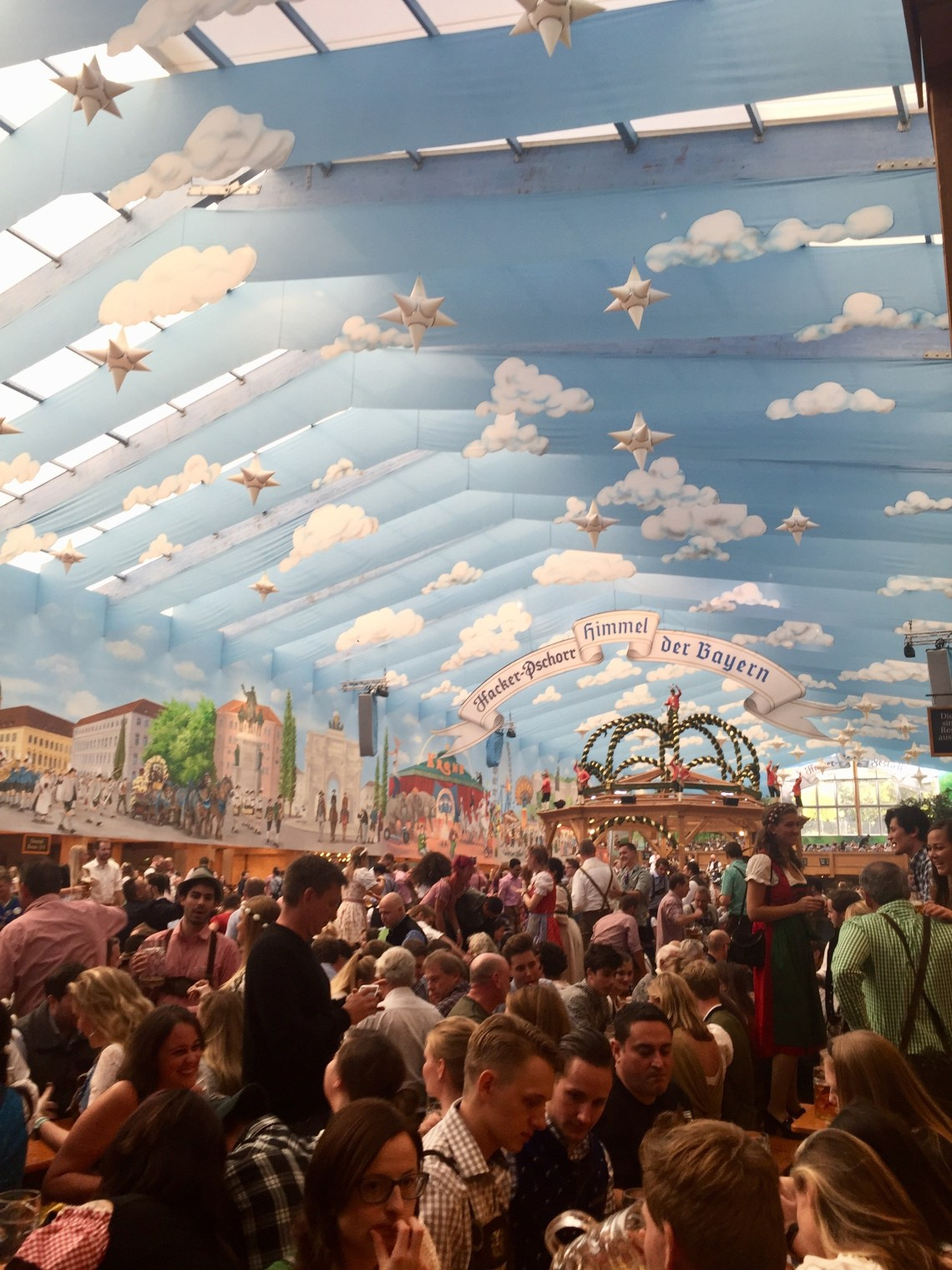 Complete guide to Oktoberfest in Munich, Germany.